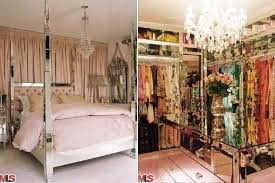 Lovely Paris Hilton Bedroom