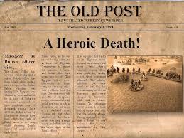 Newspaper Template Google Old Newspaper Template Word Fieldstation Co In Old Newspaper