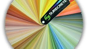 California Paint Color Chart 250 Stained Concrete Colors Concrete Stain Colors For Cement