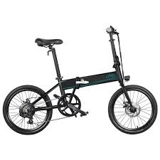 €577 with coupon for <b>FIIDO D4S Folding</b> Moped Electric Bike from ...
