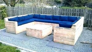 outdoor furniture made of pallets. Outdoor Furniture From Pallets Garden Made  Sofa Pallet Sectional . Of P