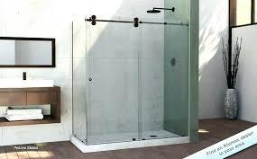 inspiring barn style sliding glass shower doors barn door shower door sliding shower doors and sliding