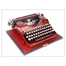 Resultado de imagen para maquina de escribir portatil