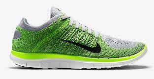 nike running shoes for men. nike free 4.0 flyknit men s running shoe green shoes for