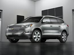 2010 Chevrolet Traverse LTZ | Chesapeake VA area Toyota dealer ...