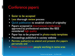 How To Write A Paper Delectable How To Write Papers A Note On Technical Writing
