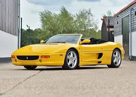 Hi guys, only my second post here. Ref 103 1996 Ferrari F355 Spider Jt