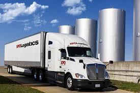 xpo logistics trucking company