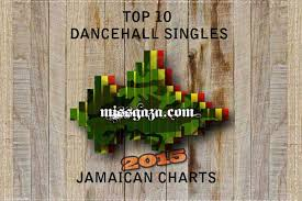2015 Top Charts Songs Top 10 Dancehall Singles Jamaican Charts August 2015