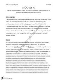 module a essay the prince and julius caesar year hsc  module a essay the prince and julius caesar