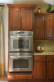 home depot wall oven medium image for innovative double wall oven cabinet double wall oven cabinet