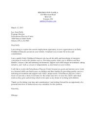 Cover Letter For Nursery School Teacher Adriangatton Com
