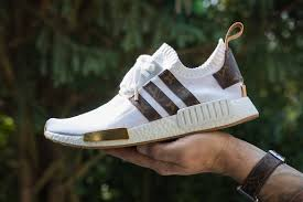 louis vuitton x adidas. louis vuitton adidas nmd customs craig david sneakersnbonsai sneakers shoes footwear x