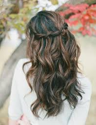 Coiffure Mariage Wavy Maquillage Mariage