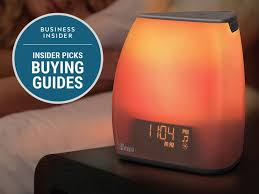 best wake up light alarm clock