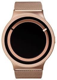 Купить <b>Наручные часы</b> ZIIIRO Eclipse Metallic Rose <b>Gold</b> в ...