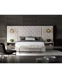tufted bedroom furniture. Parigi Tufted King Bed Bedroom Furniture