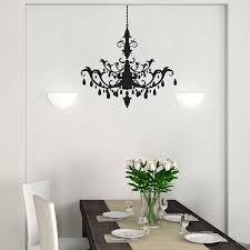 classy chandelier quality made in singapore decal from decorette