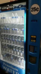 Cheapest Vending Machines Awesome Cheapest Bottled Water Vending Machine Ever Yelp