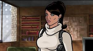 Interview with Archer's Aisha Tyler