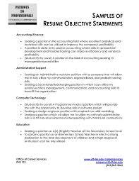 Leadership Resume Statements