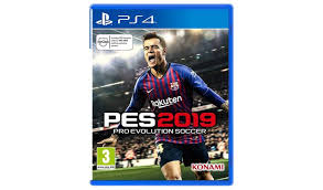 Buy PES 2019 PS4 Game | PS4 games | Argos