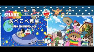 Doraemon mới nhất 2021 tập 1 hành tinh ngược đời - YouTube