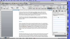 Create A Bibliography In Word 2011 For Mac Youtube