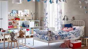Гардероб, легло, нощно шкафче, контейнер, бюро, етажерка. Idei Detska Staya Ikea Blgariya