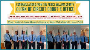 It was an honor to welcome five new... - Clerk of Circuit Court, Prince  William, Manassas & Manassas Park | Facebook