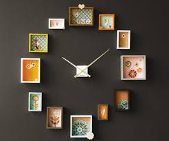 Small Picture Unusual Wall Clocks Keep Track Of Time With Unusual Wall Clocks