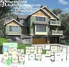 house plans sloping lot hillside house plan awesome plans on hill slopes for beautiful baby nursery house plans sloping lot hillside