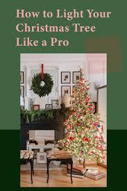 Christmas Tree Light Hacks Christmas Tree Hacks Christmas Tree Christmas New Year