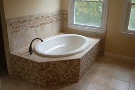 Contemporary Whirlpool Tubs For Your Bathroom Ideas: Awesome Whirlpool Tubs  Design With Stone Bath Surround