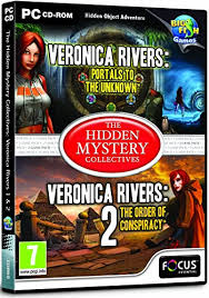 select category hidden objects hidden clues hidden numbers hidden alphabet difference games. Veronica Rivers 1 And 2 The Hidden Mystery Collectives Pc Cd Amazon Co Uk Pc Video Games