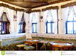 Traditional Interior Design Turkish Traditional Interior Design Bursa Turkey Editorial
