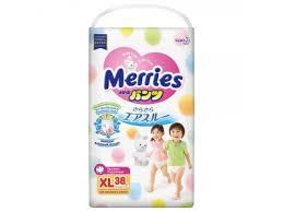 <b>Подгузники Merries</b> (Мериес) - купить в детском интернет ...