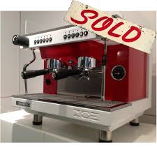 Plain Commercial Coffee Machine Sanremo Zoe Compact Inside Decorating