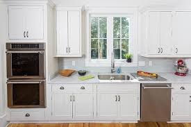 Remodeled Kitchens With White Cabinets Unique Design Ideas