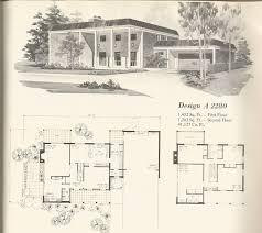 s Bi Level House Plans s House Plans Vintage  vintage     s Bi Level House Plans s House Plans Vintage