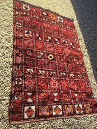 red moroccan trellis rug carpet tribal morocco