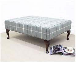 small rectangular coffee table stool