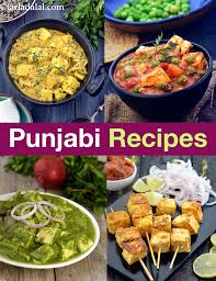 Diet Chart In Punjabi Language 1200 Punjabi Recipes Punjabi Food Veg Punjabi Cuisine