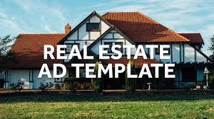 Real Estate Ad Real Estate Video Ad Template