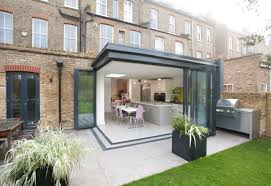 Small Kitchen Extensions Ground Floor Flat Rear Extension Project Architect Your Home