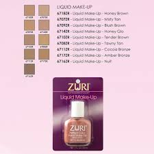 Zuri Makeup Color Chart Makeupview Co