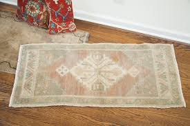 hurry 2x4 rug vintage oushak 1620 westchester ny rugs