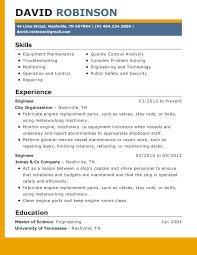 Best Resume Format Sample Latest It Resume format 100 Krida 44