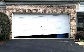 garage door stopping half way up doors ideas awesome garage door stops halfway up photo ideas