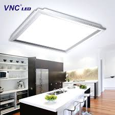 full image for flush mount kitchen ceiling light fixtures lighting ultra thin mounted for office large